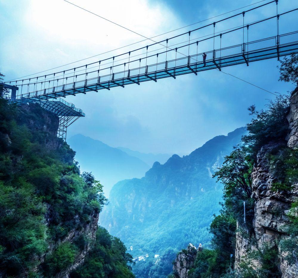 天云山旅游风景区