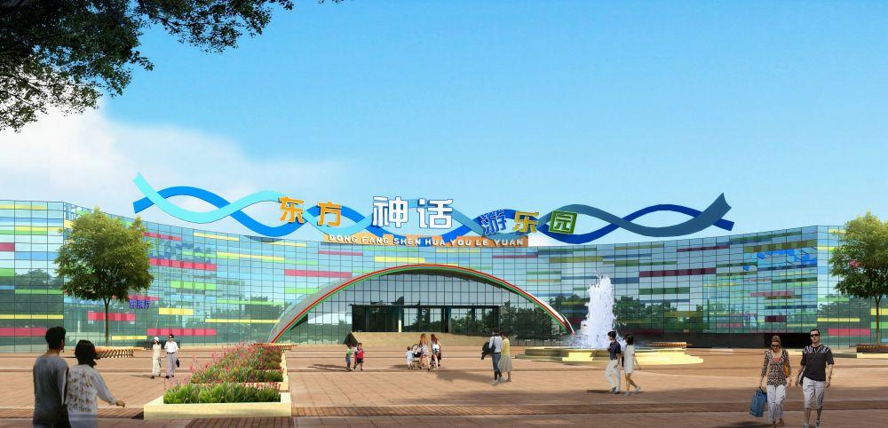 淮阳东方神话游乐场选用小泥人电子票务分销系统 微信订票系统